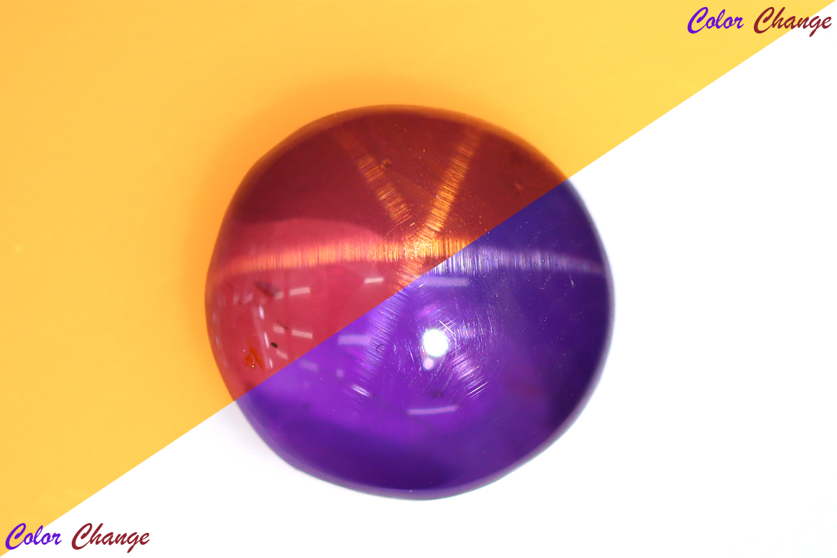 0.34Ct UNDER UV LIGHT COLOR CHANGE UNHEATED ALEXANDRITE   eBay